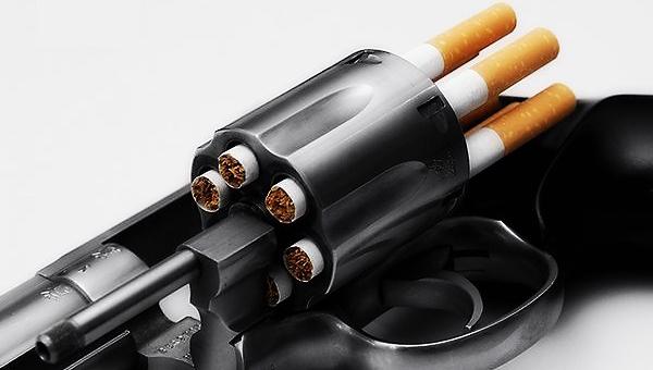 Καρέ καρέ… STOP στo κάπνισμα