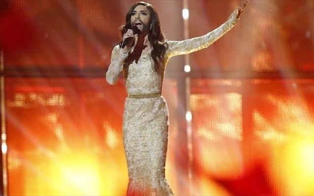 Η «γυναίκα με το μούσι» νικήτρια της φετινής Eurovision