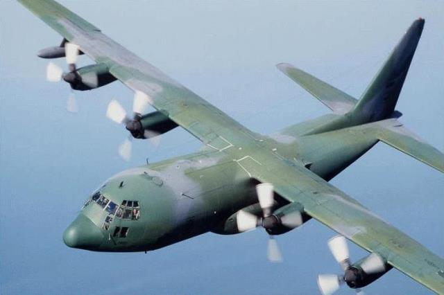 Aναγκαστική προσγείωση για C130 στην Κύπρο!