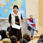 «Μαθήματα Ιστορίας» με τη Μαρία Ευθυμίου