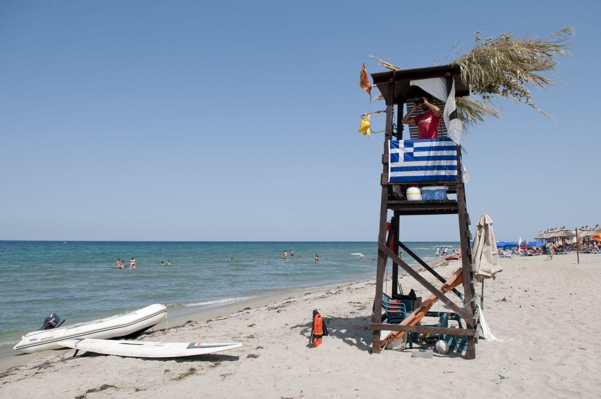«Θωρακισμένες» οι παραλίες του ν. Λάρισας
