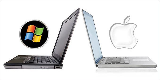 Οι 10 βασικότερες διαφορές μεταξύ PC και Mac