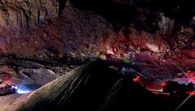 Επιχείρηση διάσωσης ορειβάτη στα Τρίκαλα