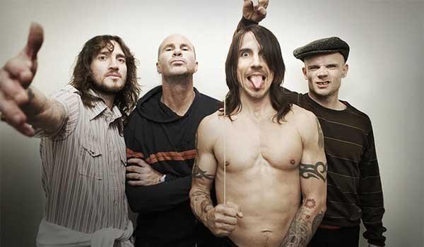 Στην Ελούντα οι Red Hot Chili Peppers