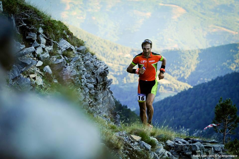 Συγκλονιστικός ο Faethon Olympus  Marathon