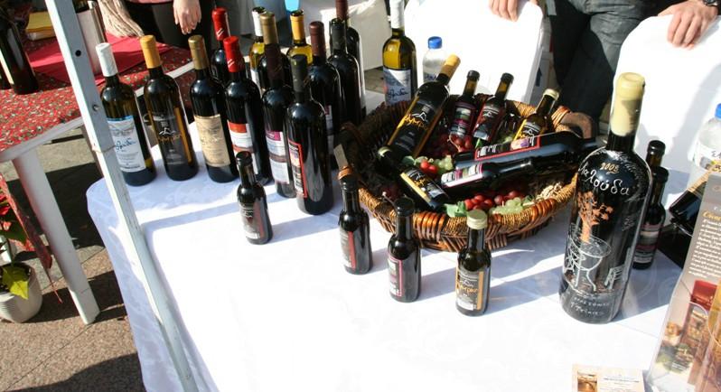 Γευτείτε τα Θεσσαλικά κρασιά