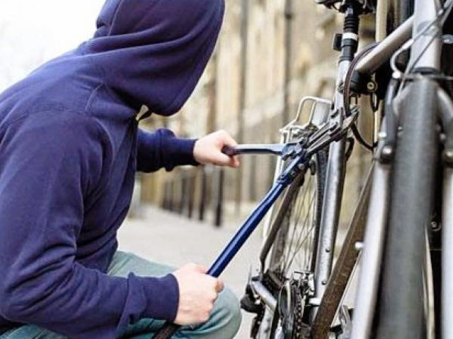 14χρονη Λαρισαία έδιωξε τον κλέφτη του ποδηλάτου της