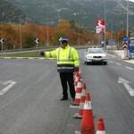 Κυκλοφοριακές ρυθμίσεις αύριο στα Τέμπη
