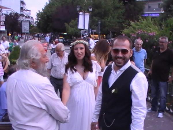Τρίκαλα γάμος πορεία 2