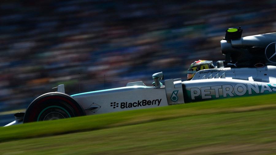 F1 Gp Γερμανίας: Στην pole ο Rosberg