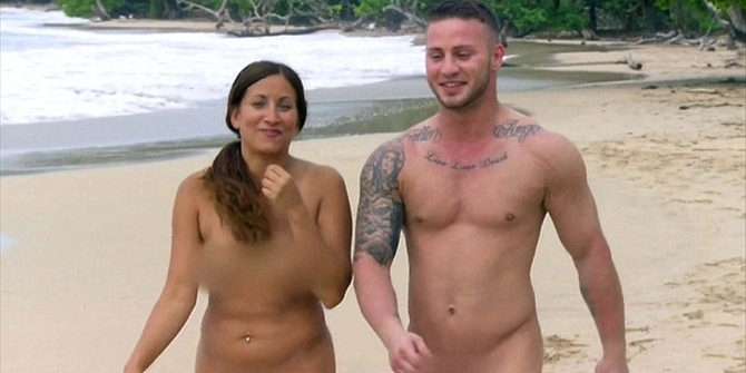 Το ριάλιτι των γυμνών ξεκίνησε (video)