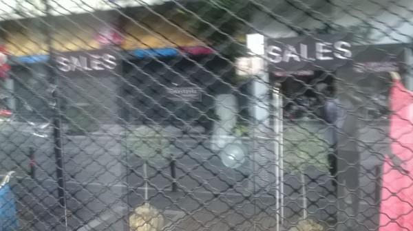 Κλειστό κατάστημα