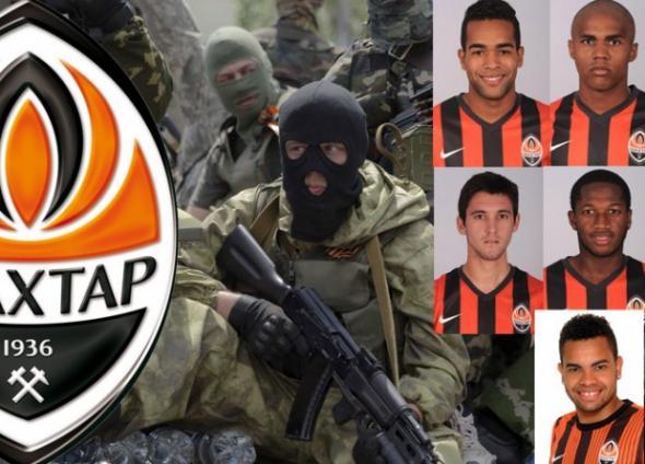 «Εξαφανίστηκαν» 6 ποδοσφαιριστές της Σαχτάρ