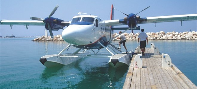Ταξίδια σε όλη την Ελλάδα με υδροπλάνα