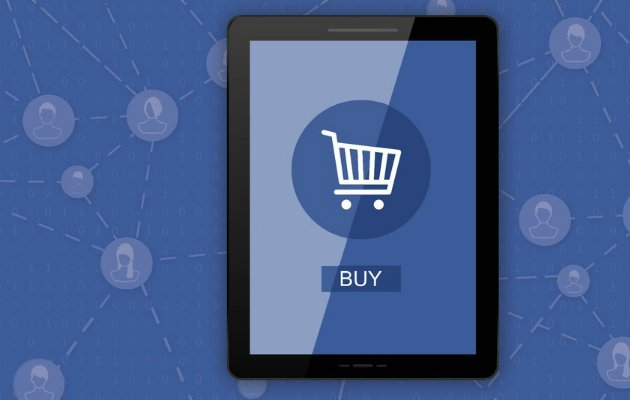 Online ψώνια στο Facebook