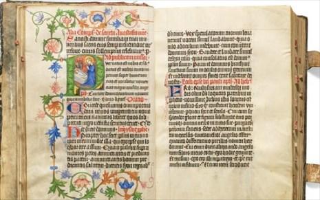 Βιβλίο του 15ου αιώνα πουλήθηκε για 1,4 εκατ. ευρώ