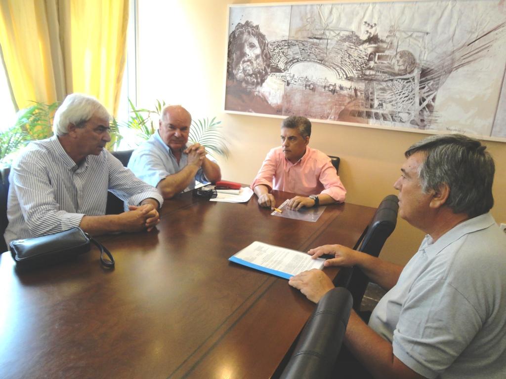 1,2 εκατ. € για τους δρόμους του νομού