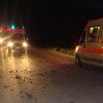 Δύο τραυματίες σε τροχαίο στα Τρίκαλα