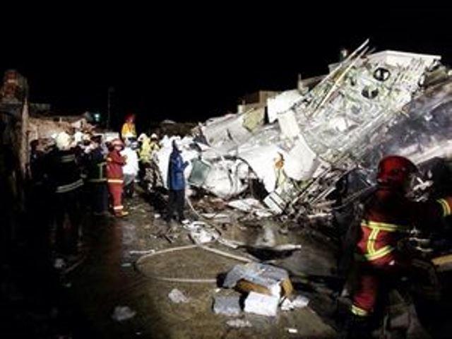 Ταιβάν: Συντριβή αεροσκάφους με 51 νεκρούς