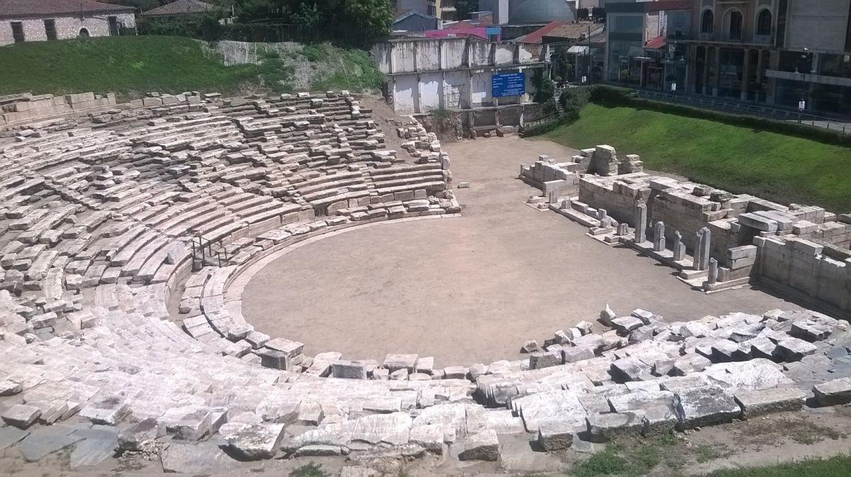 Η «Ηλέκτρα»… αναγεννιέται στο Α΄ Αρχαίο Θέατρο Λάρισας