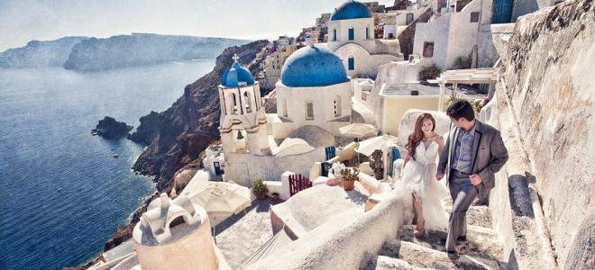 4η παγκοσμίως η Ελλάδα στους δημοφιλέστερους προορισμούς για γάμο