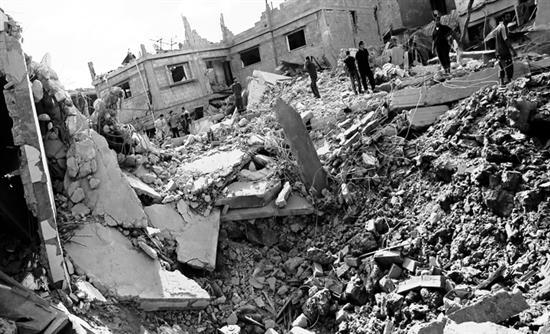 Ελληνική ανθρωπιστική βοήθεια στη Γάζα