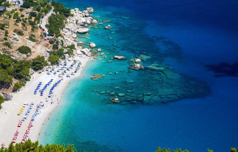 Οι ωραιότερες ελληνικές παραλίες