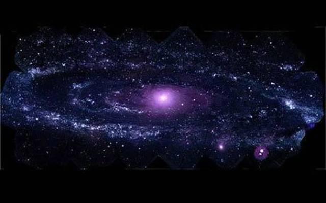 Ελαφρύτερος απο την Ανδρομέδα ο Γαλαξία μας