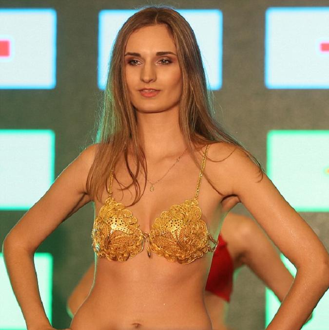 gold bikini china s s