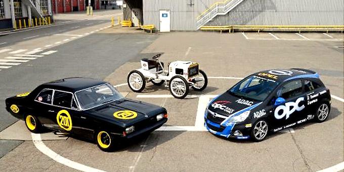 Θρυλικά αυτοκίνητα Opel