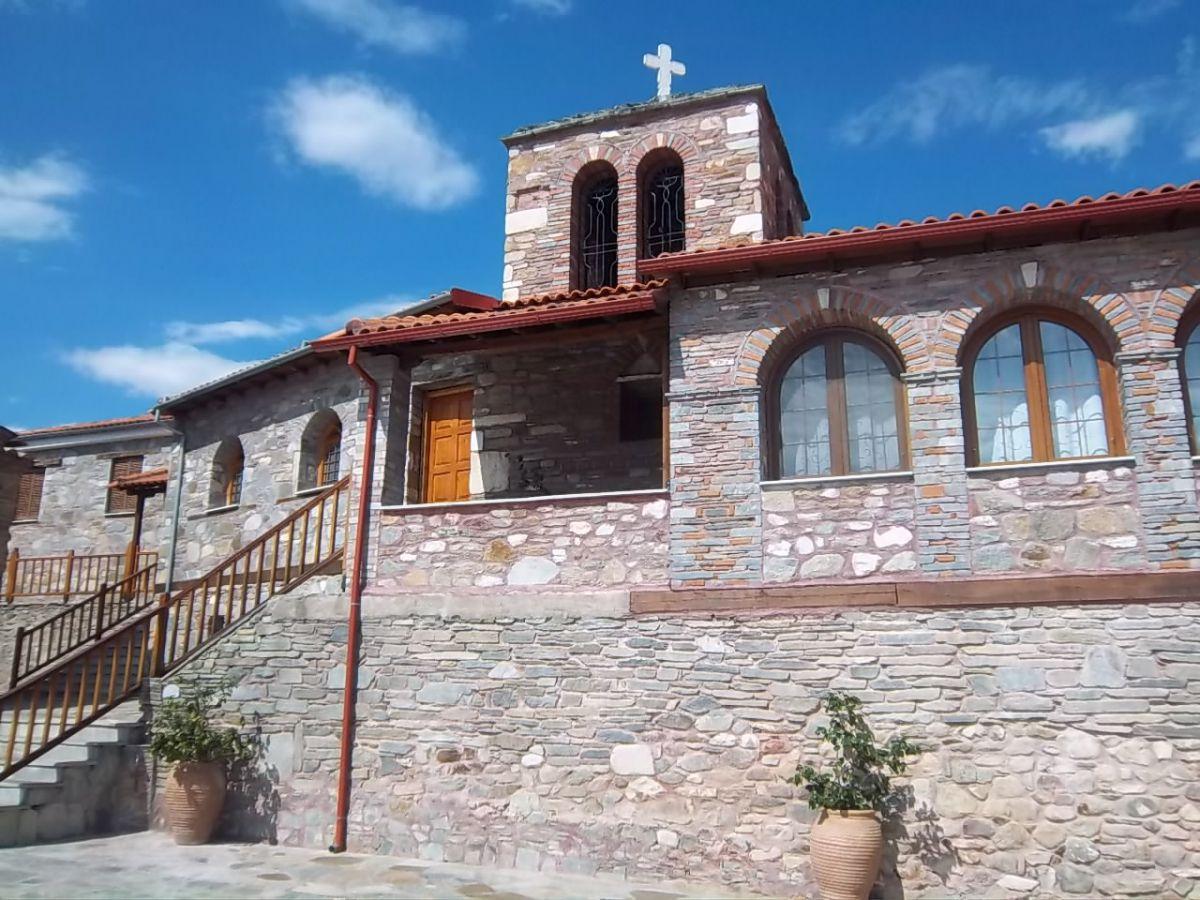 Η Ιερά Μονή Παναγίας Ολυμπιώτισσας Ελασσόνας