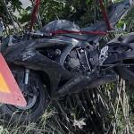 Έχασε τη μάχη 24χρονος οδηγός μοτοσικλέτας