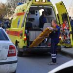 Τρεις τραυματίες σε τροχαίο
