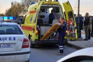 Ενας νεκρός και τρεις τραυματίες σε τροχαίο δυστύχημα