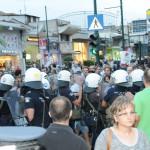 Νεολαία ΣΥΡΙΖΑ: «Η Αστυνομία υπέθαλπτε τους χρυσαυγίτες»