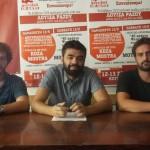 Φεστιβάλ ΚΝΕ – Οδηγητή στη Λάρισα 12 και 13 Σεπτεμβρίου