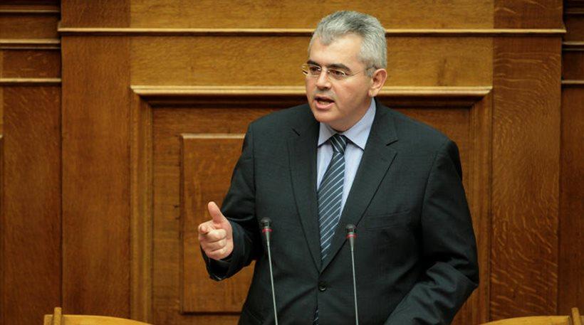 Χαρακόπουλος καλεί Χρυσοχοΐδη για τα διόδια Μοσχοχωρίου