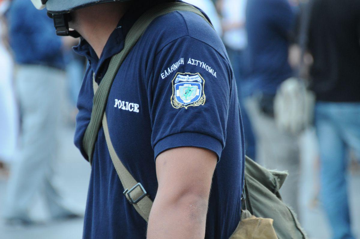 Ένωση Αστυνομικών Λάρισας κατά του Χρ. Κέλλα