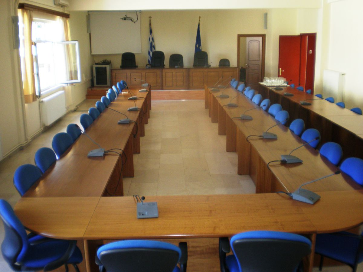 Στο Δημοτικό Συμβούλιο Δ. Ελασσόνας ο «Κλεισθένης Ι»