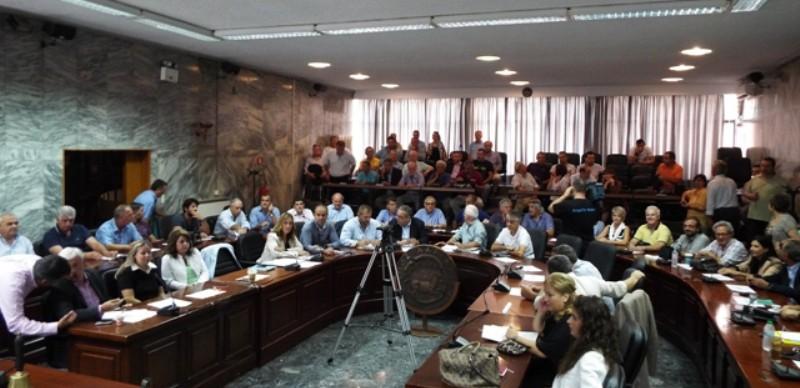 Συνεδριάζει το Δημοτικό Συμβούλιο Λαρισαίων