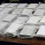 Σκύλος «μύρισε» 2,17 τόνους κοκαΐνης στο αεροδρόμιο!