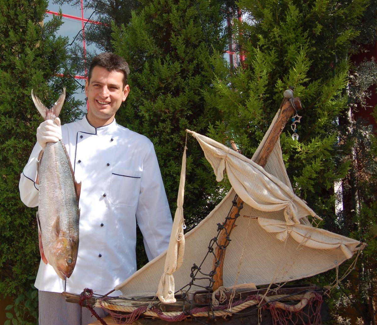 Τα ψάρια μας - Φαγκρί Παγασητικού
