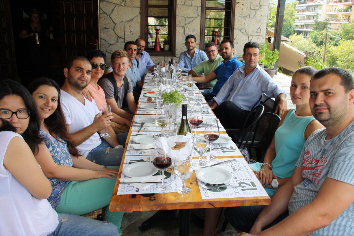 Ρωσική δημοσιογραφική αποστολή στην Ημαθία (1)