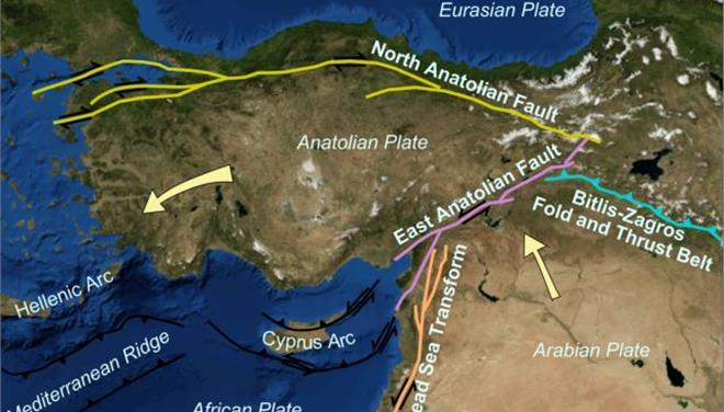 Στην Κωνσταντινούπολη ο επόμενος μεγάλος σεισμός