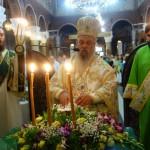 Η εορτή της Υψώσεως του Σταυρού στη Λάρισα