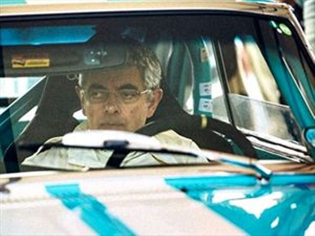 Τραυματίστηκε σε τροχαίο ο Mr Bean