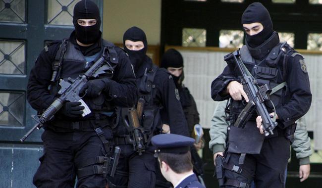 14 συλλήψεις από την Αντιτρομοκρατική σε Αττική και επαρχία