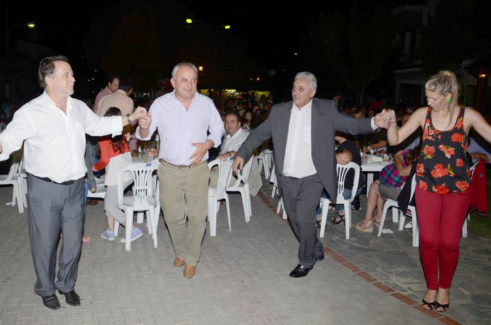 O χορός των δημάρχων…