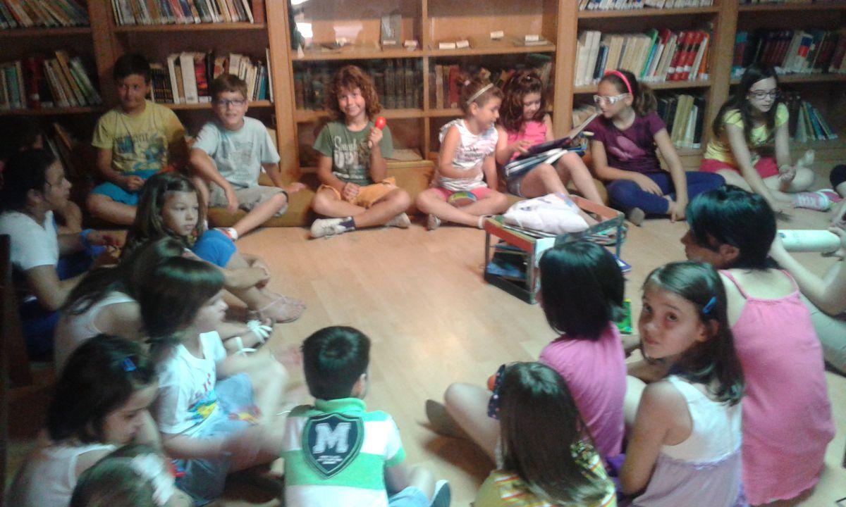 Συναντήσεις στη Βιβλιοθήκη Ραψάνης