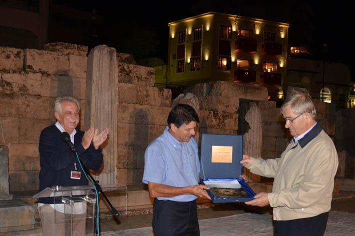 Αρχαίος λόγος μετά από 2.500 χρόνια στο Θέατρο της Λάρισας (φωτ.)